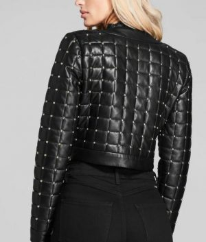 Batwoman Mary Hamilton Quilted Black Jacket