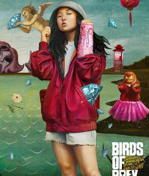 Birds Of Prey Cassandra Cain Jacket