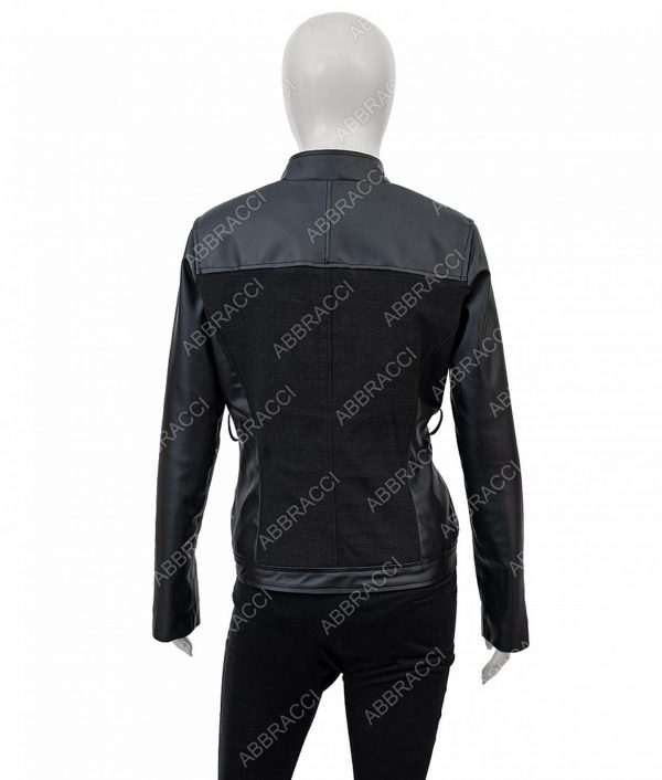 Black Widow Avengers Age Of Ultron Jacket