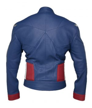 Captain America The Avengers Jacket (Free T- Shirt)