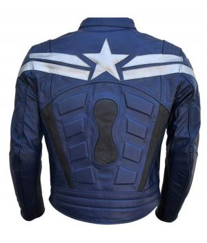 Captain America The Winter Soldier Chris Evans Jacket