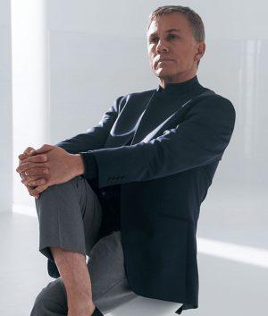 Christoph Waltz Spectre Nehru Jacket