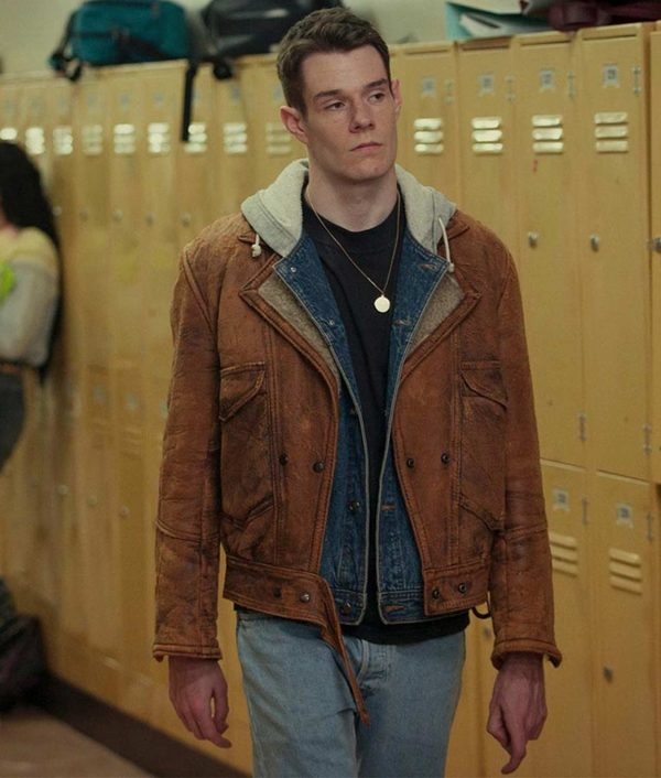 Connor Swindells Jacket