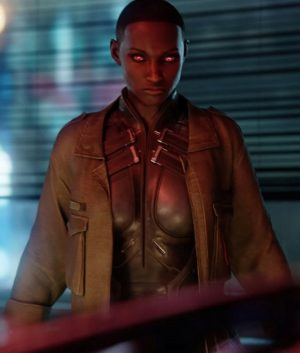 Cyberpunk 2077 T-Bug Jacket