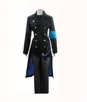 DMC Devil May Cry Definitive Edition Vergil Trench Coat