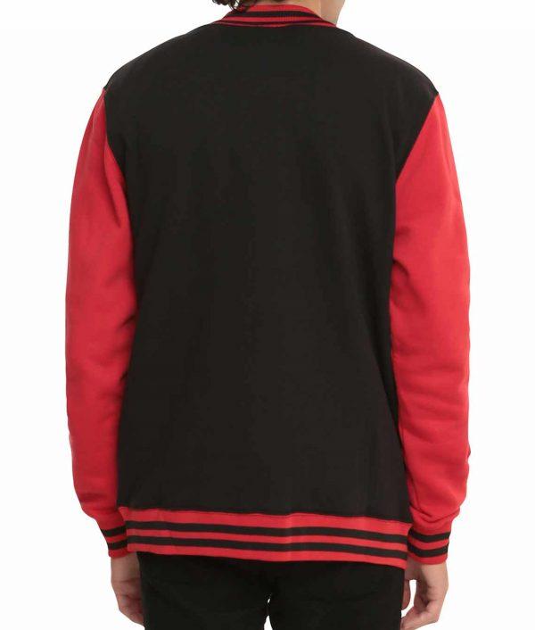Deadpool Varsity Jacket