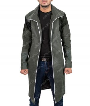 Survival Game Detroit Become Human Markus Trench Coat