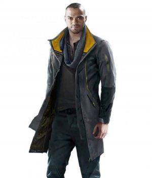 Detroit Become Human Markus Cosplay Coat