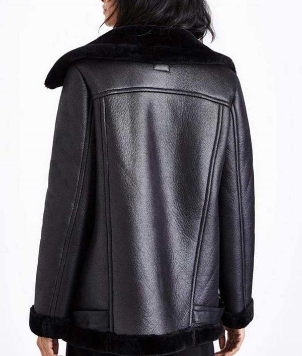 Lock & Key Dodge Leather Jacket