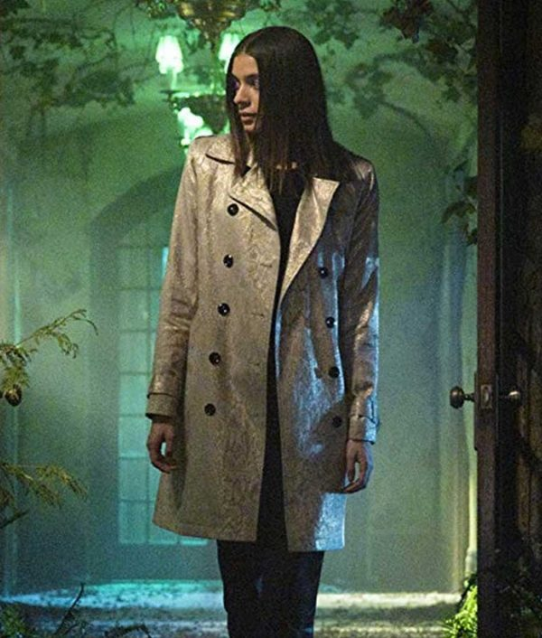 Locke & Key Coat