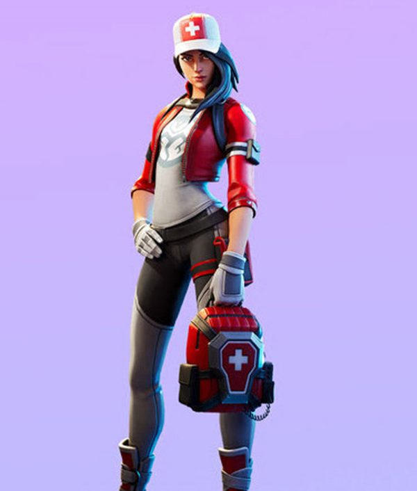Fortnite Chapter 2 Red Jacket