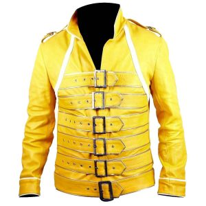 Freddie Mercury Queen Rock Band Jacket