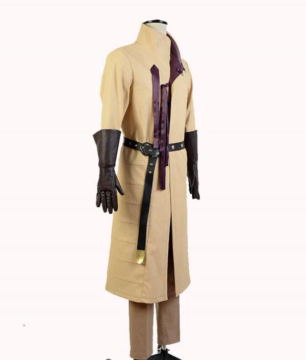 Game Of Thrones Jaime Lannister Nikolaj Leather Coat