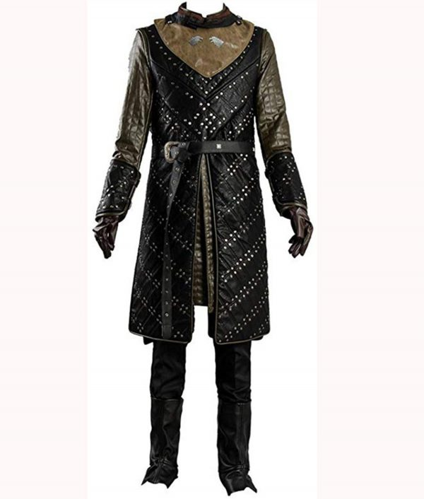 Kit Harington Armor Game Of thrones Costume