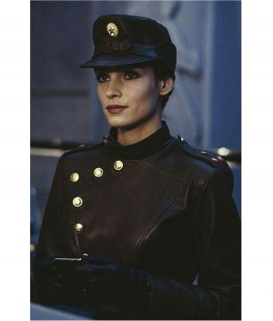 GoldenEye Xenia Onatopp Military Jacket