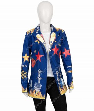 Harley Quinn Birds Of Prey Margot Robbie Blazer