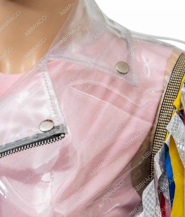 Margot Robbie Harley Quinn Birds Of Prey Wings Jacket