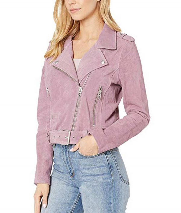 Olivia Rodrigo High School Musical Series Suede Jacket