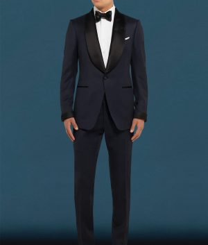 James Bond No Time To Die Tuxedo