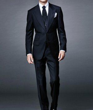 Daniel Craig Spectre Suit