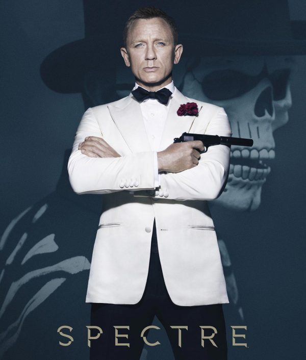 James Bond Spectre Ivory Dinner Tuxedo