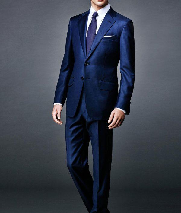 James Bond Spectre Sharkskin Tuxedo
