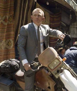 James Bond Skyfall Suit