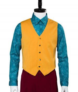 Joker Arthur Fleck Yellow Vest