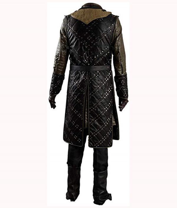 Game Of thrones season8 Kit Harington Armor Costume