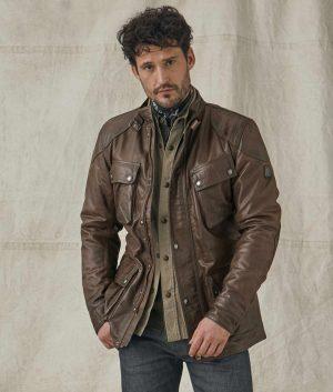 Leonard Mens Field Jacket