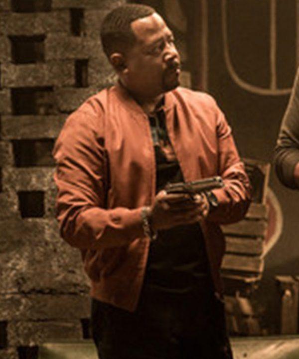 Bad Boys For Life Detective Jacket
