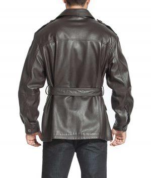 Monroe Mens Trench Coat