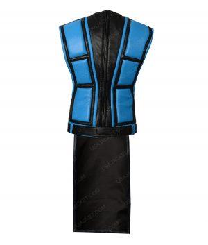 Mortal Kombat Sub Zero Vest
