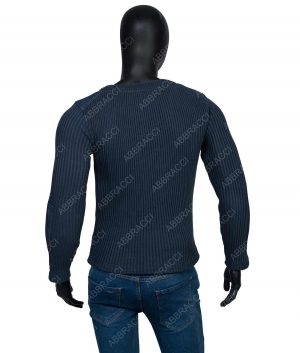 No Time To Die James Bond Warm Sweater
