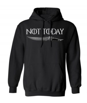 Not Today Knife Arya Stark Game Of Thrones Tank