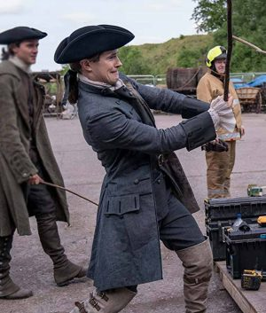 Outlander S04 Lord John Grey Coat