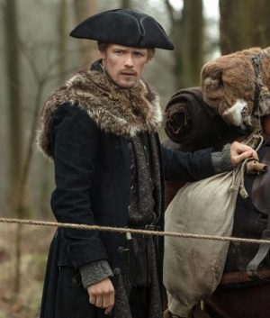 Outlander Season 04 Sam Heughan Coat