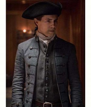 Lord John Grey Outlander Season 04 Coat