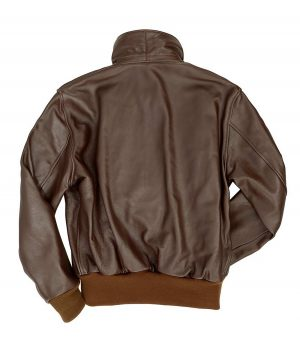 Randy Mens WWII Government Issue A-2 Bomber Jacket