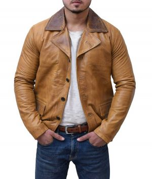 Red Dead Redemption II Leather Jacket