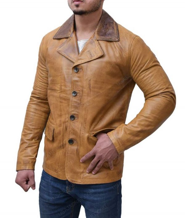 Red Dead Redemption 2 Arthur Morgan Brown Jacket