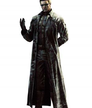 Resident Evil 5 Coat