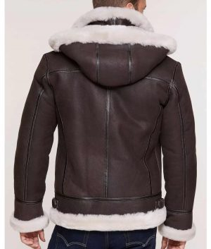 Richard Mens Sheepskin Jacket