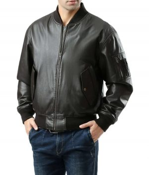 Ronald Mens MA1 Bomber Jacket