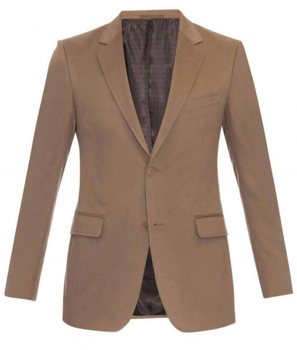 James Bond Spectre Morocco Brown Suit