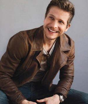 The Resident Matt Czuchry Jacket