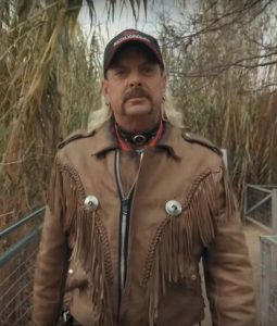 Tiger King: Murder, Mayhem, and Madness Joe Exotic Fringe Jacket