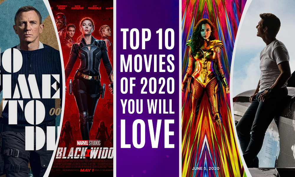 Top 10 Movies of 2020 You Will Love