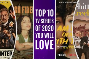 Top 10 TV Series of 2020 You Will Love