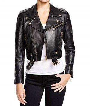 Becky Lynch Leather Jacket